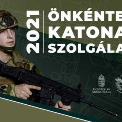 Önkéntes Katonai Szolgálat 2021