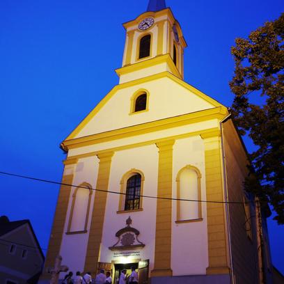 Nagyboldogasszony Római Katolikus Templom