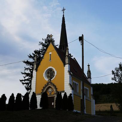 Siskovics kápolna